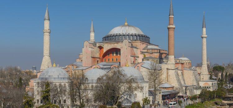 Save Hagia Sophia