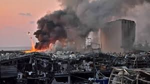 2020 Beirut Explosions